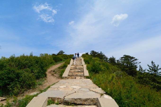 一个人的大同之行(悬空寺,恒山,云岗石窟,大同古城墙图片