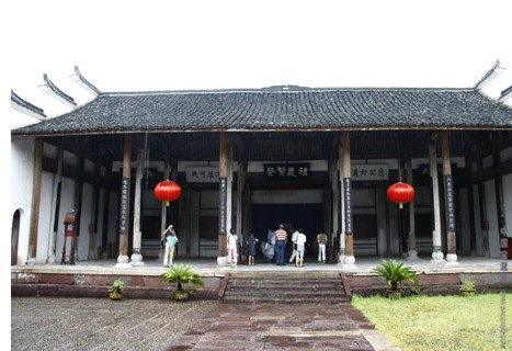 金华武义县博物馆