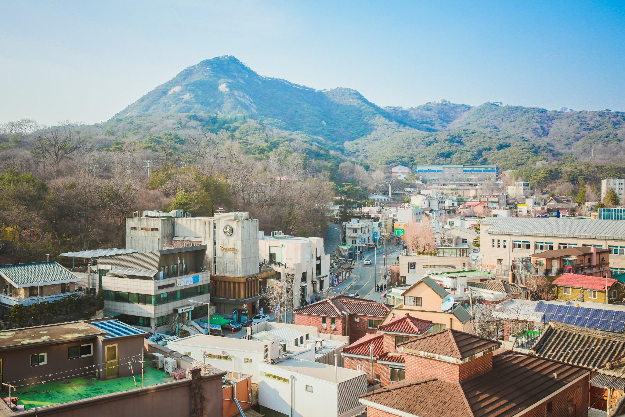 【韩国景点图片】北村韩屋村
