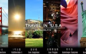 【旧金山图片】【车轮上的美利坚】16天行走美国西部+纽约,自驾3200公里