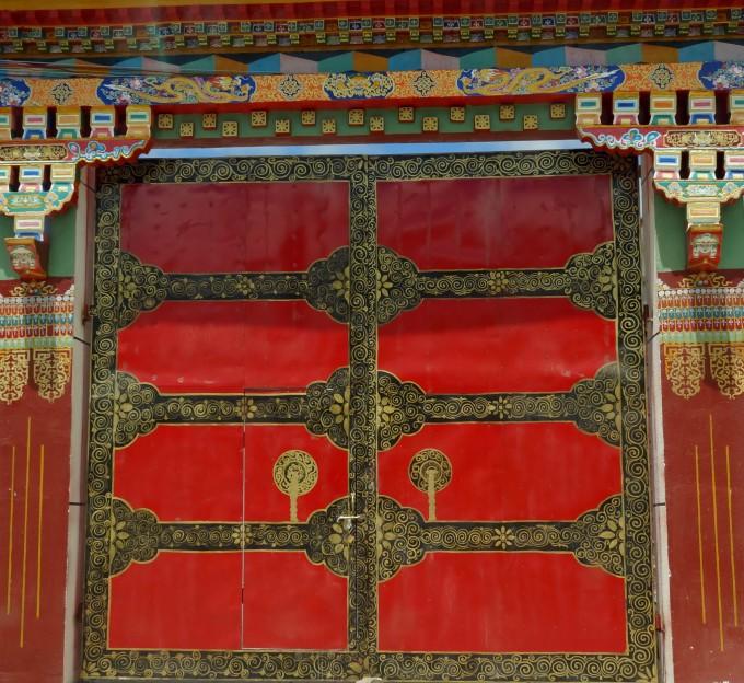 藏式居民房屋设计图