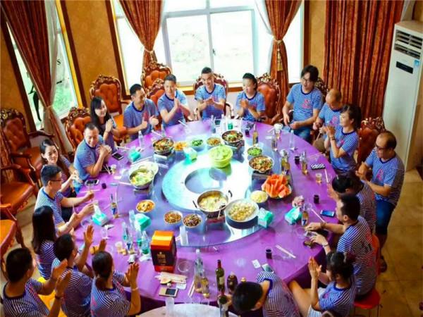 长沙十年老同学聚会 新的旅程