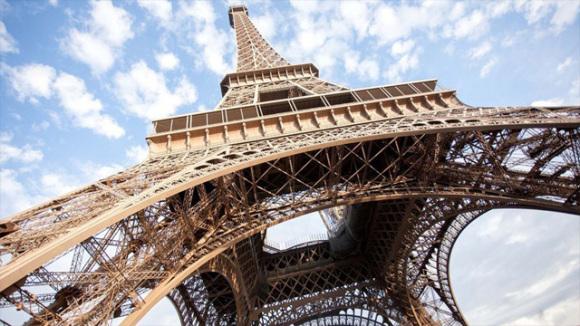巴黎埃菲尔铁塔门票(登顶+优先入场)10718