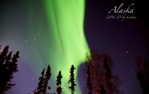 【费尔班克斯图片】阿拉斯加 | 春分的极光探险,夏至的冰河日记【未完待续】