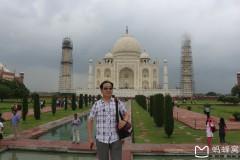 南亚印度佛教之行...世界遗产之泰姬陵风景实拍