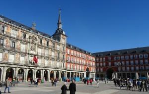 【马德里图片】南欧33天(之五)斗牛之都--马德里