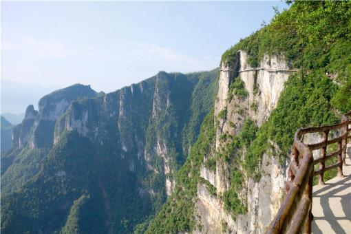【当地拼团】重庆云阳龙缸·大美龙洞,云端廊桥,三峡梯城二日游a线