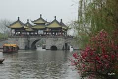 【B&W】烟花三月下扬州 — 扬州烟雨记