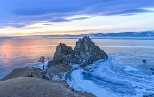 【贝加尔湖图片】梦行贝加尔 — 2016 探访蓝冰之旅
