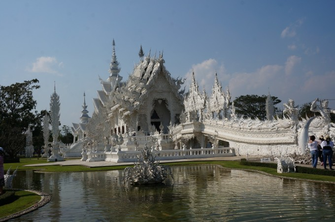 皇宫建筑黑白手绘图