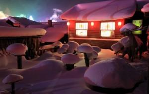 【牡丹江图片】雪乡