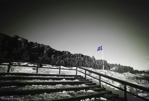 热带岛民的冰岛自驾游-----#心很大,胆很小