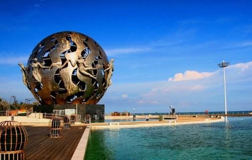 广西北海银滩 美丽海岛涠洲岛2日游