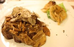 罗马美食-Osteria Barberini