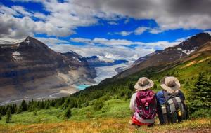 【蒙特利尔图片】拾遗冰河世纪留下的碎片,远足Banff, Jasper和Glacier NP