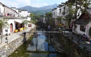 【绩溪图片】绩溪--龙川、博物馆、上庄、棋盘村、太极湖村