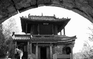 【石头村图片】河北井陉古村摄影游记