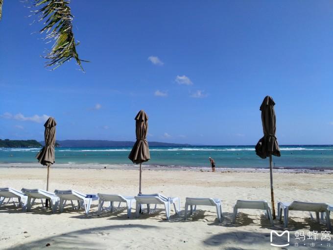 难忘的白沙滩 菲律宾长滩岛
