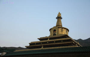 【夏河图片】【甘南环游】之一:夏河拉卜楞寺
