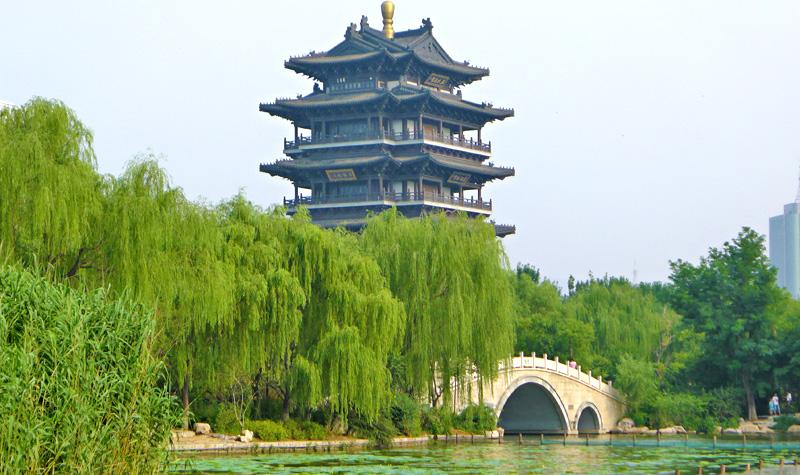 【济南门票】济南天下第一泉风景区门票(大明湖 趵突泉 五龙潭 超然楼