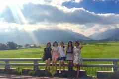 台北花蓮墾丁,五位女孩的包車六天#墾丁##花蓮#