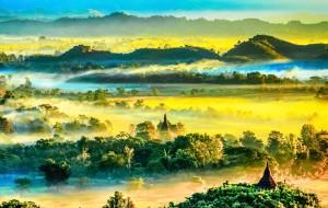 【蒲甘图片】禁~地 , 缅甸秘境探寻