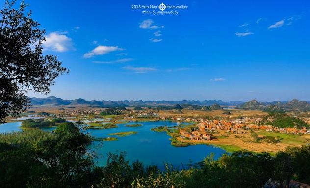 一月份云南风景图片