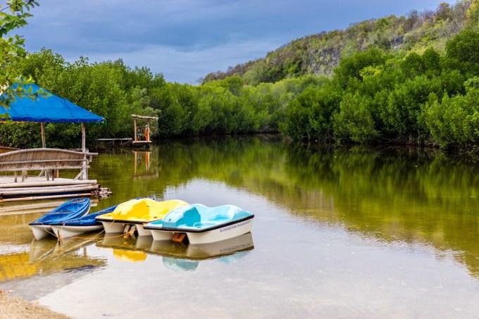 菲跃蓝水,菲律宾薄荷岛,杜马盖地,苏米龙10日游