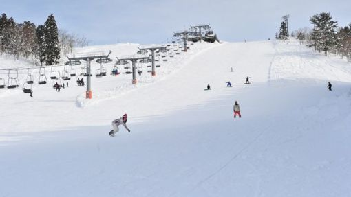 GALA汤泽:全日本交通最便利的滑雪场