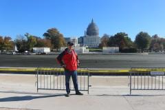 北美之旅...美国国会大厦风景区随拍