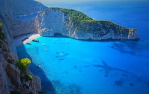 【扎金索斯图片】爱在希腊 带着我的男神看女神 (扎金索斯 / 凯法利尼亚 / 圣托里尼 15日自助游 超多干货)