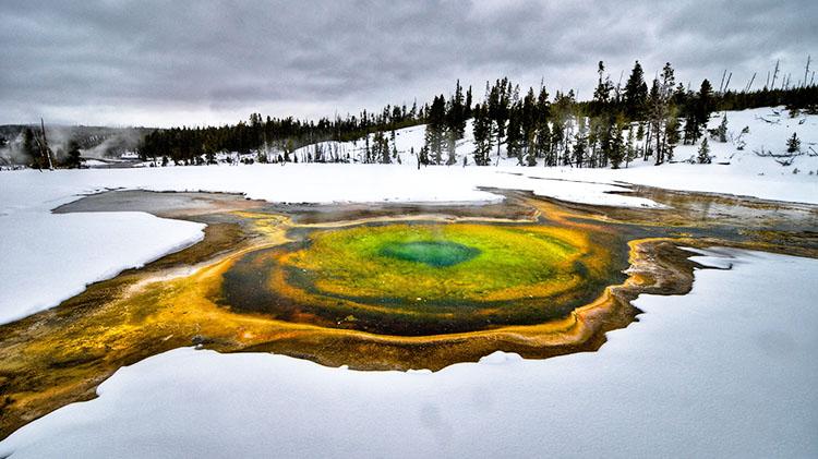 美国黄石国家公园「冬季玩法」全攻略!百年黄石,向不朽传奇致敬!