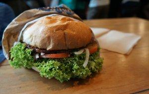 新西兰美食-大汉堡
