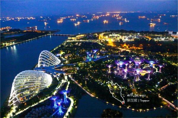 市的奇思妙想 史上最详细的新加坡中文景点地图,夜访芽龙红灯区,