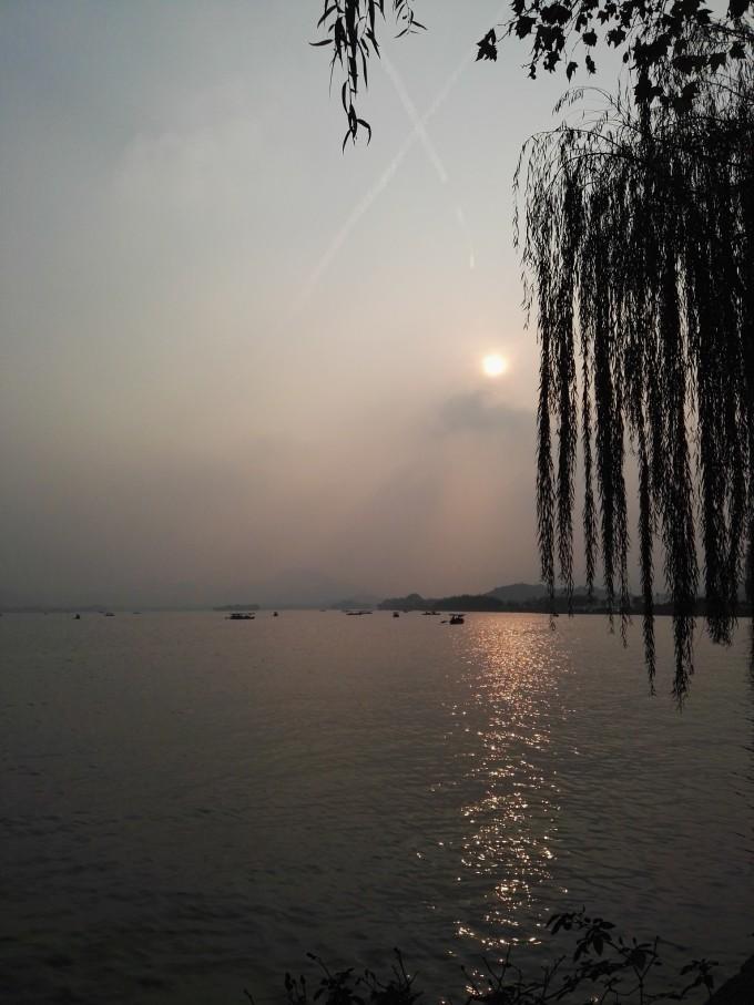 冬天的杭州之游西湖爬宝石山,杭州旅游攻略 - 蚂蜂窝