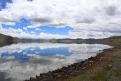 阳光、湖水、云之影 ——三个女人的藏地9日行