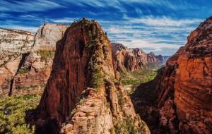 【锡安国家公园图片】虐了又虐之锡安国家公园 (Zion National Park)