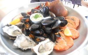 英国美食-The Sea Food Restaurant