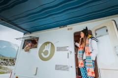 花蓮霸王極寒之旅——露營車、輕航機、飛行傘