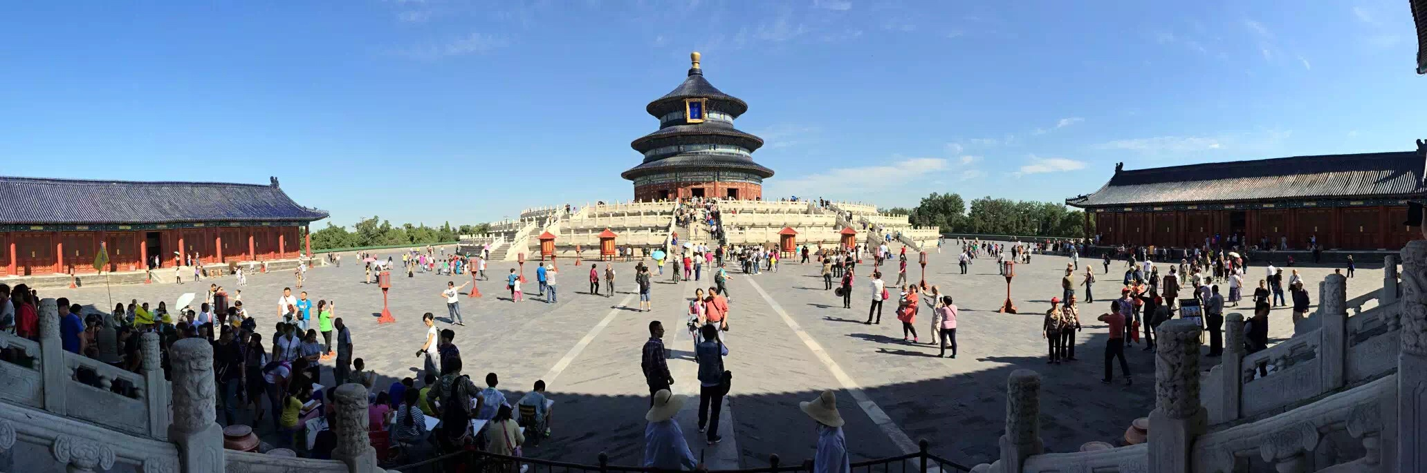 BeiJing The Temple of Heaven