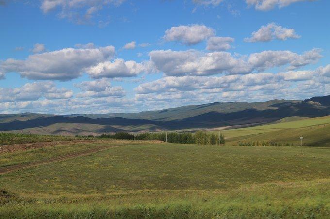 内蒙古3A景区