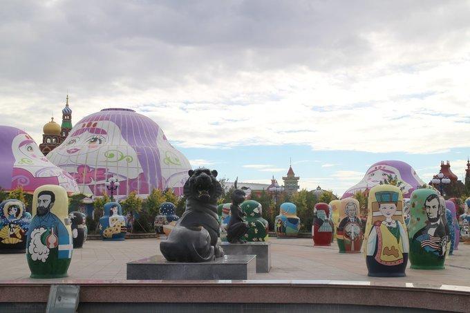 内蒙古自由行线路