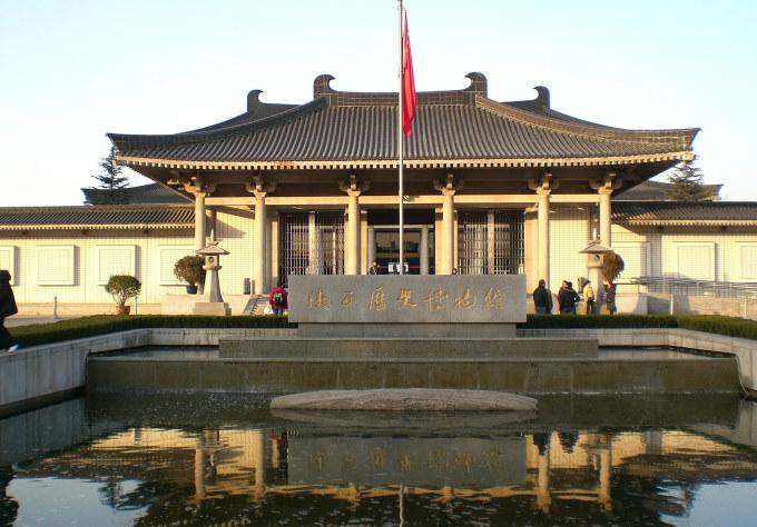 清明节去西安,必去这五大博物馆!