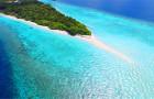 广州往返马尔代夫Dhigali迪迦尼7天5晚自由行(17年全新开业新岛促销+全新奢华体验+粉色沙滩+早晚餐)