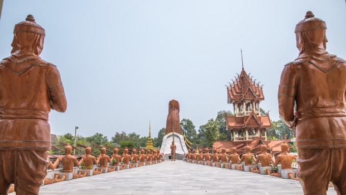 非著名景點打卡偏執狂的自我救贖 — 泰國伊森地區行記 61