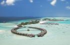 马尔代夫双鱼岛4晚酒店套餐(儿童免费+奢华五星岛+豪华快艇上岛+小拖尾沙滩+海滨奖海岛+私密性好)