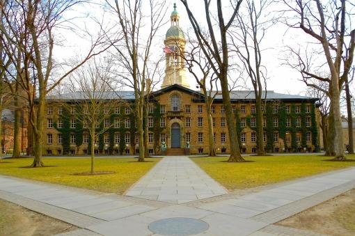 普林斯顿大学排名_普林斯顿大学