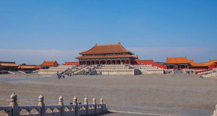 故宫——故宫之所以叫紫禁城,和紫徽星象征帝居有关
