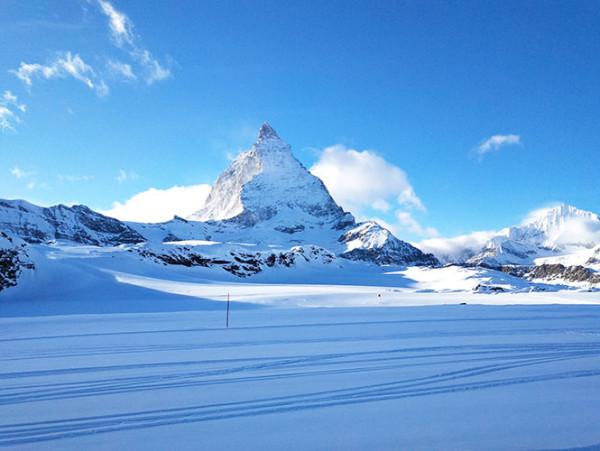 在阿尔卑斯,Seamouse变成Snowmouse