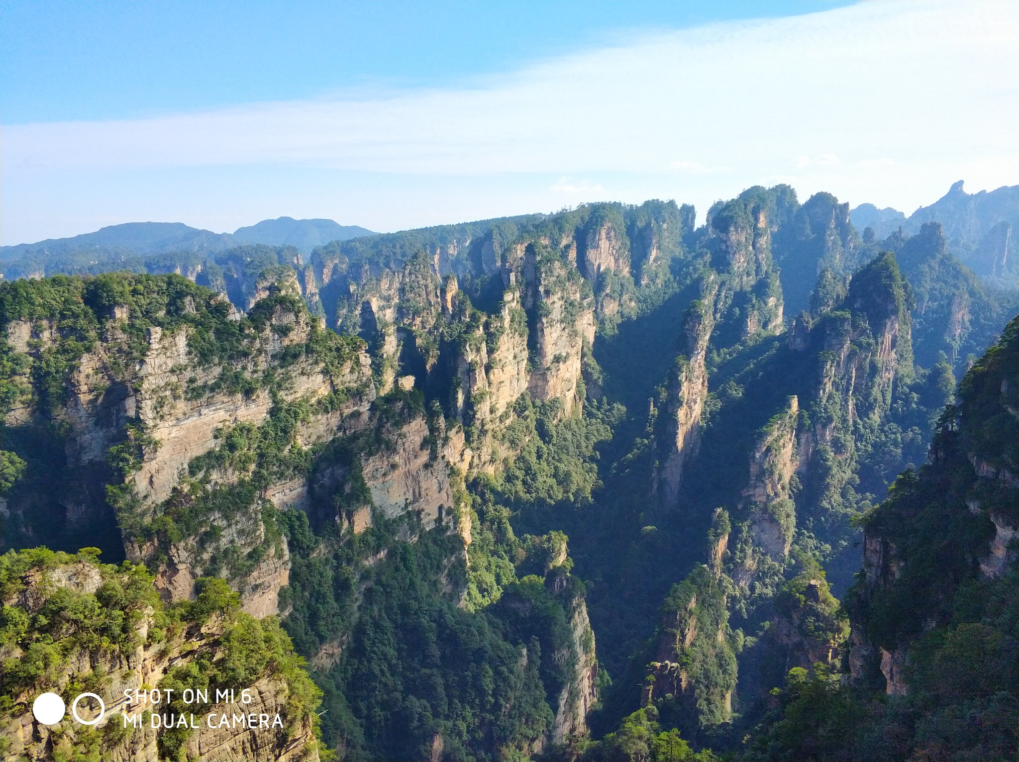 china zhangjiajie yangjiajie tour